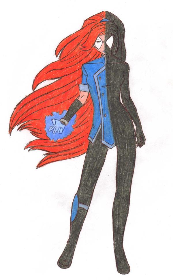 X-Men OC: Eclipse by Saphari