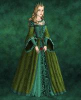 Tudor Scene Maker: BatB The Enchantress by Saphari