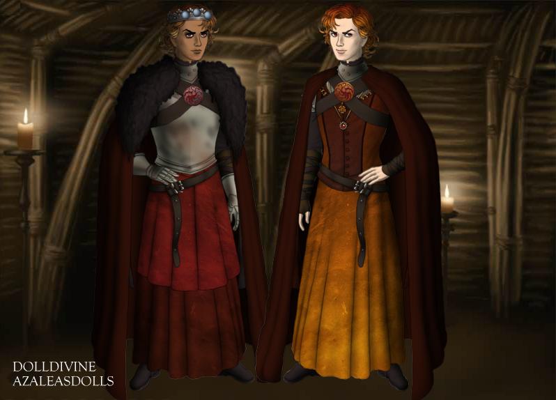 GoT Scene Maker Silmarillion: Evil Ones by Saphari
