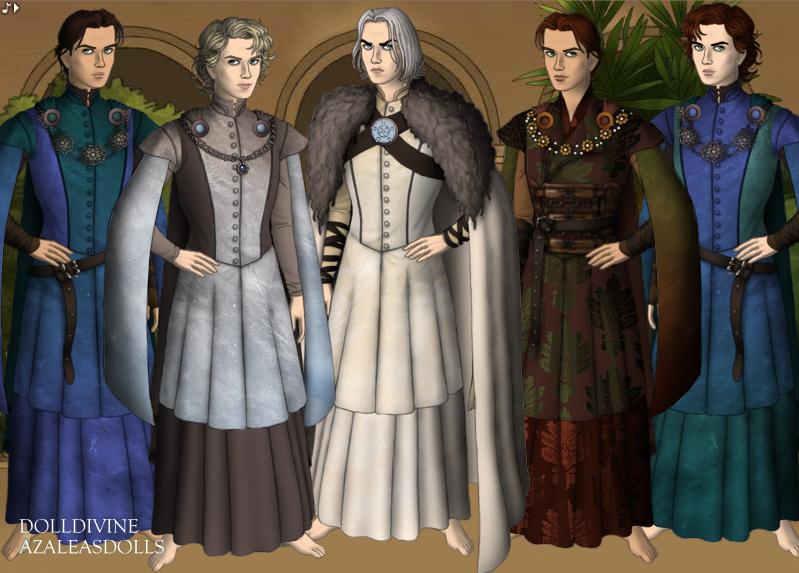 GoT Scene Maker: Silmarillion: Istari by Saphari