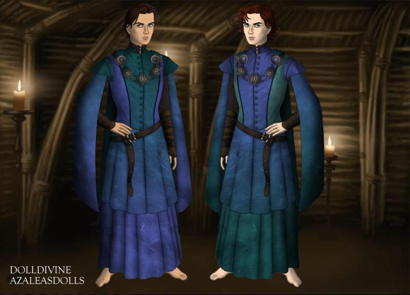 GoT Scene Maker Silmarillion: Ithryn Luin by Saphari