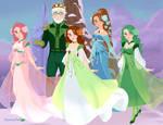 Snow Queen Scene Maker: Oz: Ozian Royalty