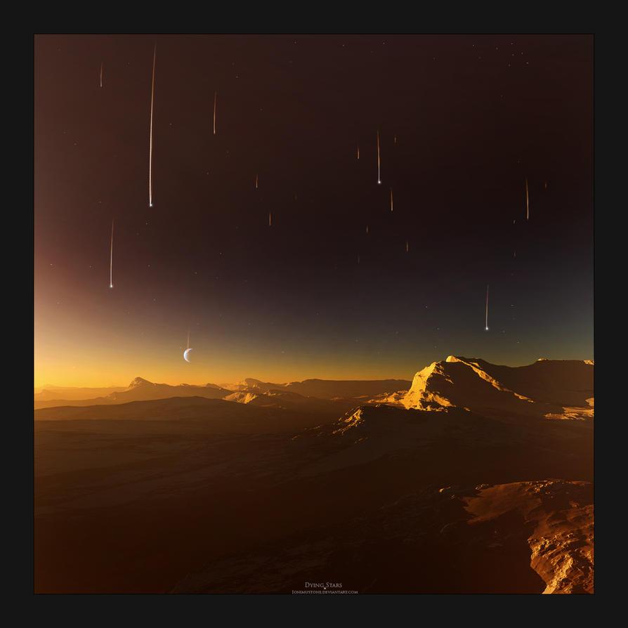 Dying Stars by Jscene
