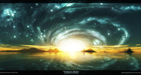 Glorious Dawn by Jscenery