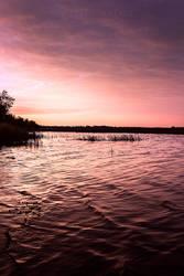 September Sunset by Jscenery
