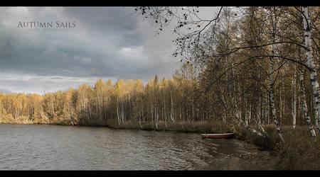 Autumn Sails by Jscenery