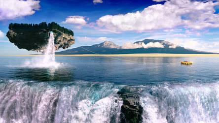My piece of paradise by Jscenery