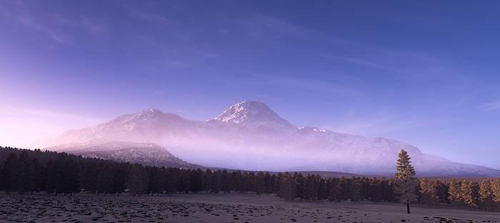 Dawn of Winter by Jscenery