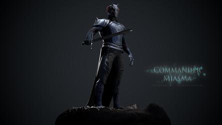Commander Miasma