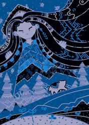 Ursa Major (Palette - 2) by Natalunris