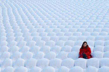 Frozen in time by Valentin-Stanciu