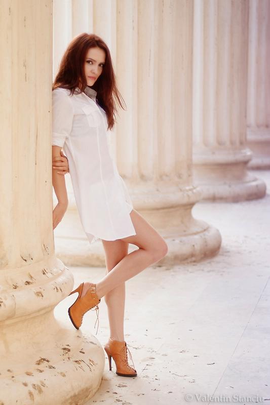 White Dove by Valentin-Stanciu