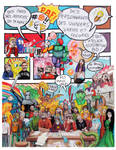 2015 Comic workshop Atelier BD