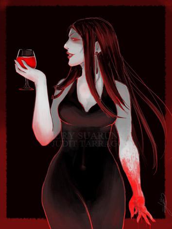 Blood by JurySuarunn