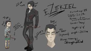 Ezekiel 'Zeke' PROXY OC