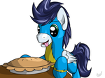 Soarin and pie (291)