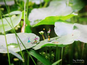 Tiny 'Plant' Creature