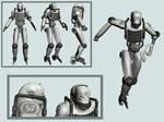 Game - Model Sheet 3D