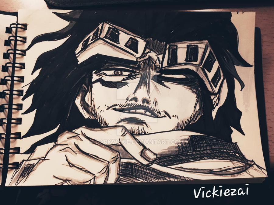 Ink EraserHead by Darkvickie