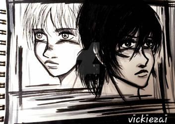 Armin n Mikasa