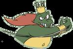 King K. Rool Kwickie