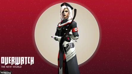 [SFM] Angela [Mercy] Ziegler Re-Skin
