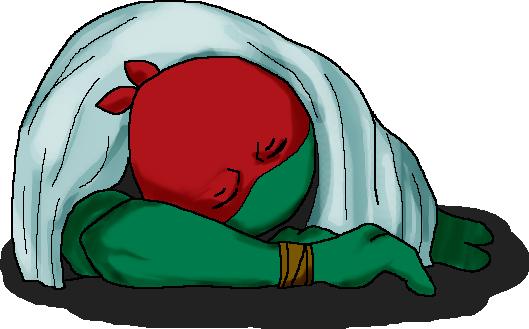 Raphael of TMNT by DivaAugusta