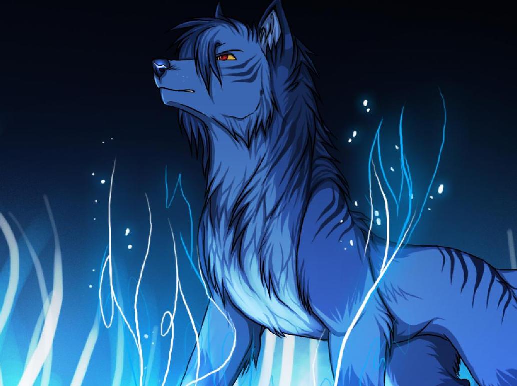 Wolf demon version 2 by Ronkeyroo on DeviantArt - photo#36