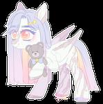 Pony Adopt [CLOSED] by myramato