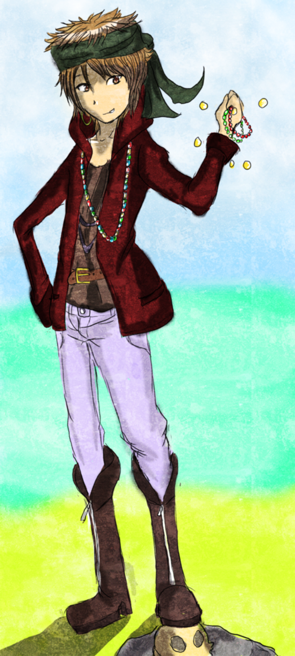 South Park: Pirate Clyde by Gonax1234 on DeviantArt