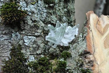 quartz tree by Gilven