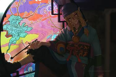 Kusuriuri by Gilven