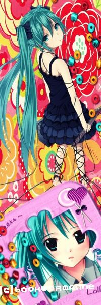 Miku Hatsune [Photoscape Edit]