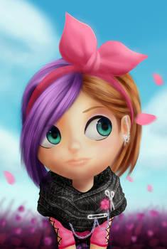 Lil Poppy O'Hair