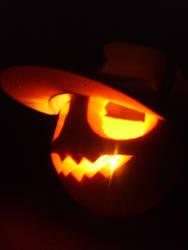 Pumpkin Dude by KlauS92