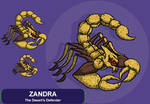 Zandra by somuch2zay