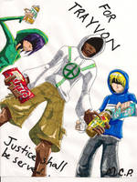 Skittles and Iced Tea Are Not Weapons by mcp100