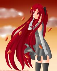Brilliant Red [+SPEEDPAINT]