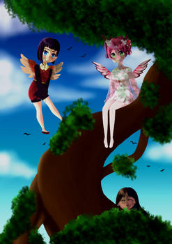Berry Fiesta - Sitting in a Tree