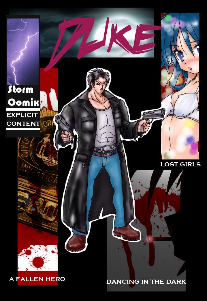 duke graphic novel by wawatu