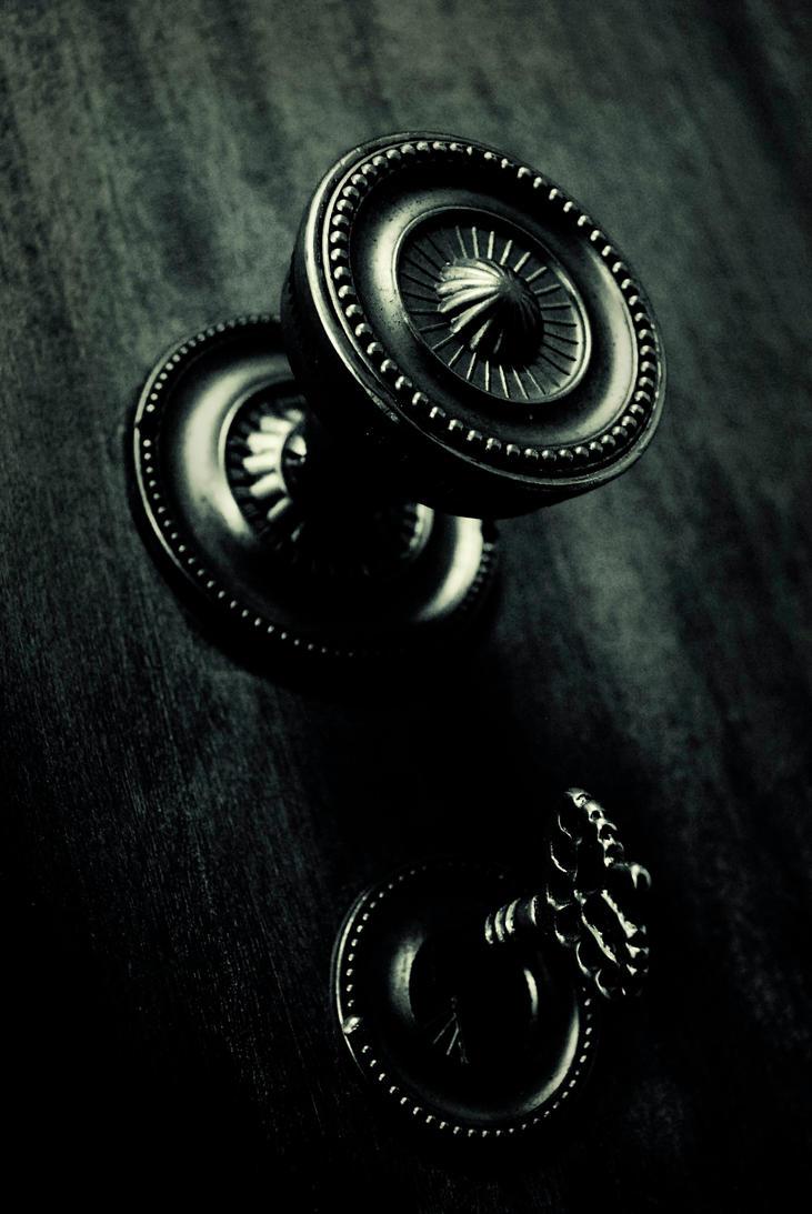 ..locked door.. by Varcolaci
