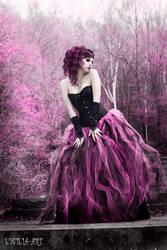 violet goth