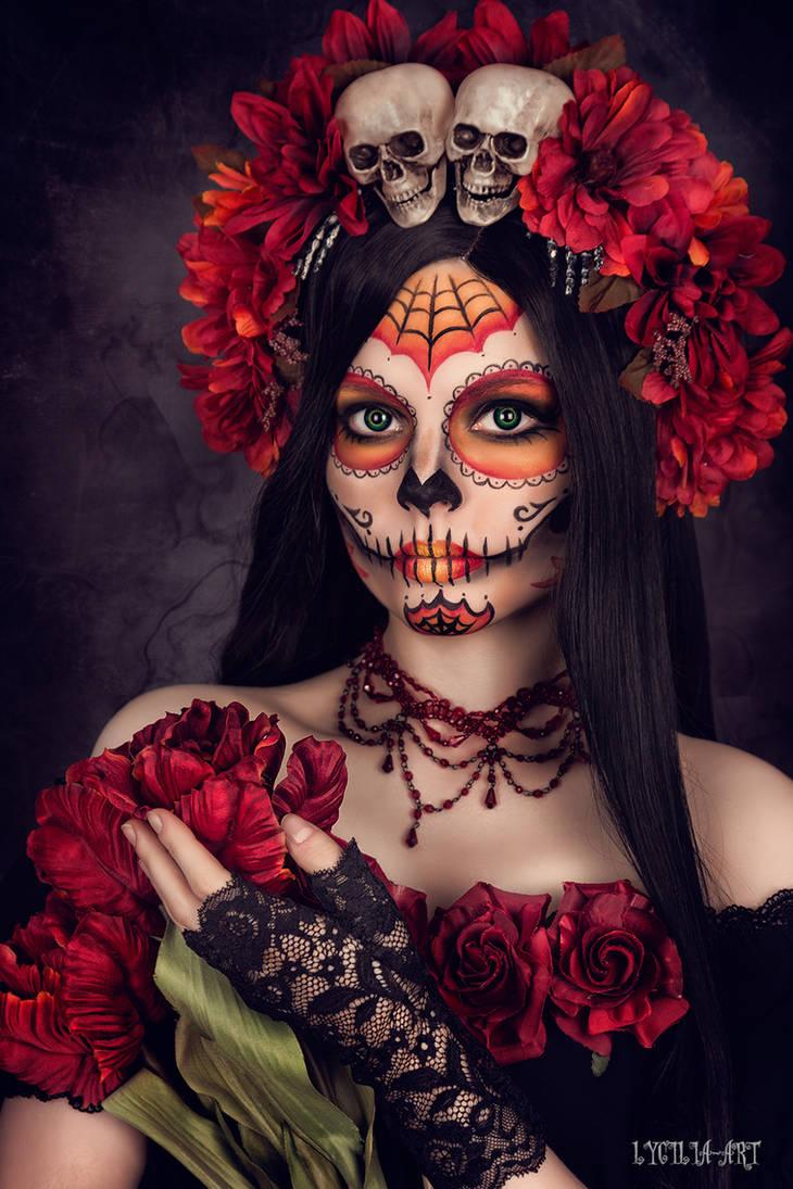 la Catrina by Lycilia