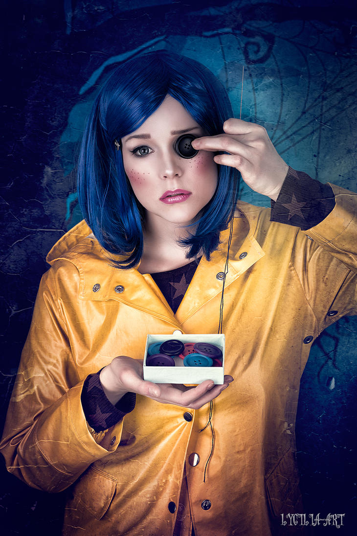 Coraline by Lycilia