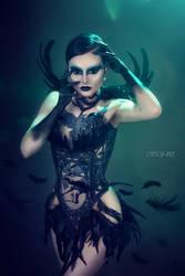 Corvus by Lycilia