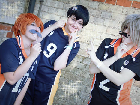 Haikyuu!! - Team Kawaii