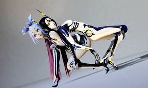[MMD] Rin and Luka by Kuroyu