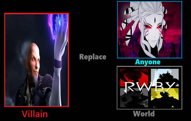 What if Xehanort replace Salem? by ThomyTmnt