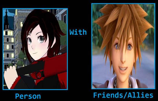 What if Ruby Became Friends with Sora?