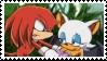 KnucklesxRouge Stamp 4 by IamNotcrazyYouare